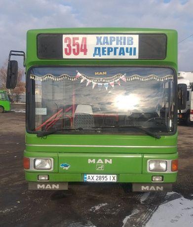 Продам свой автобус MAN