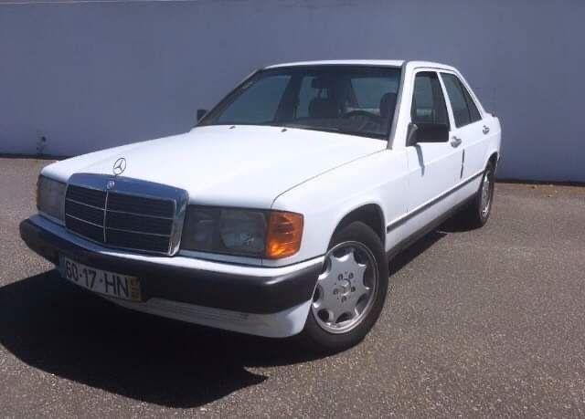 Mercedes-Benz W201 190D 2.0 1997C.C