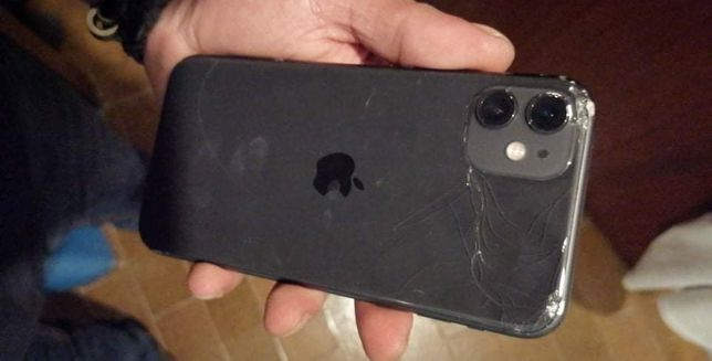 Iphone 11 p/pecas