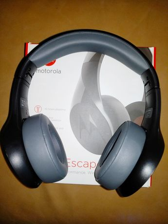 Słuchawki bezprzewodowe Bluetooth MOTOROLA PULSE ESCAPE NOWE