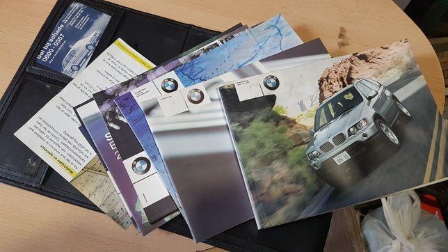 Książka serwisowa BMW