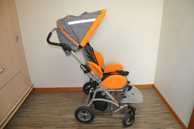 Wózek inwalidzki dziecięcy Otto Bock Kimba Spring 2 FAKTURA