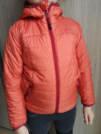 kurtka przejściowa Decathlon dla dziewczynki rozmiar 116