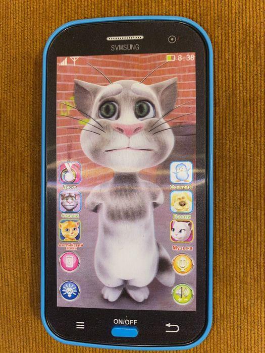 Интерактивный телефон для малышей Донецк - изображение 1