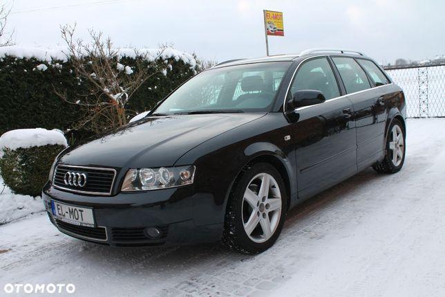 Audi A4 1.8T 163PS Avant Rejestracja VII 2005, Bezwypadkowy, alu 17, stan BDB