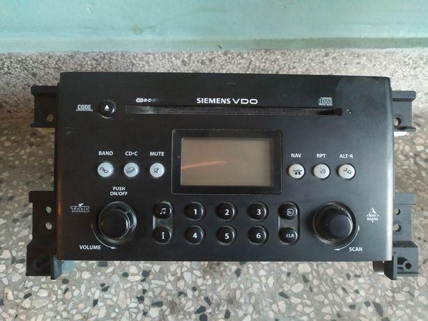 Radio Suzuki grand Vitara II navi