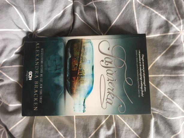 Książka Pasażerka Alexandra Bracken