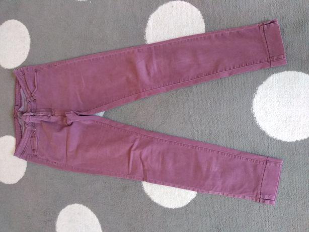 Spodnie dżinsy Sinsay 38