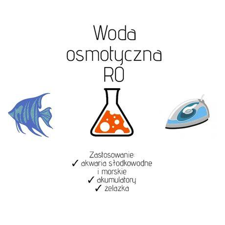 Woda RO do akwarium
