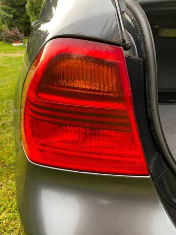 Lampa lewa tylna BMW e90 sedan