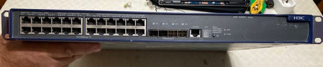 Switch H3C S3600-28P-PWR-SI