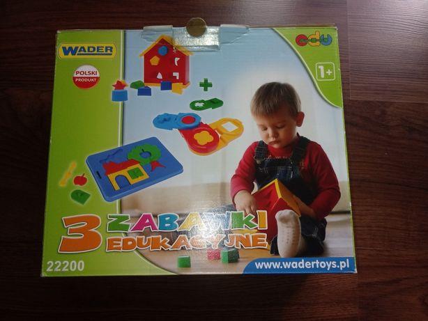 Zabawki edukacyjne Wader