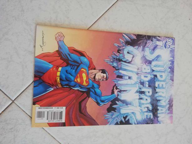 Superman, actions Comics, DC comics