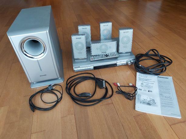 Kino domowe 5.1 Panasonic SA-HT520