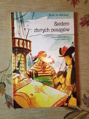 Piraci, do abordażu siedem złotych posągów