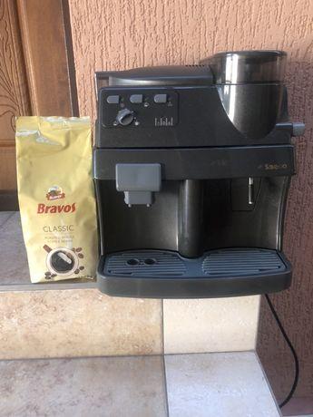 Кофеварка saeco cafe grande