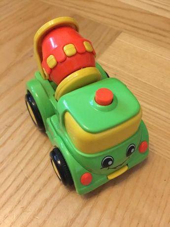 Samochodzik betoniarka