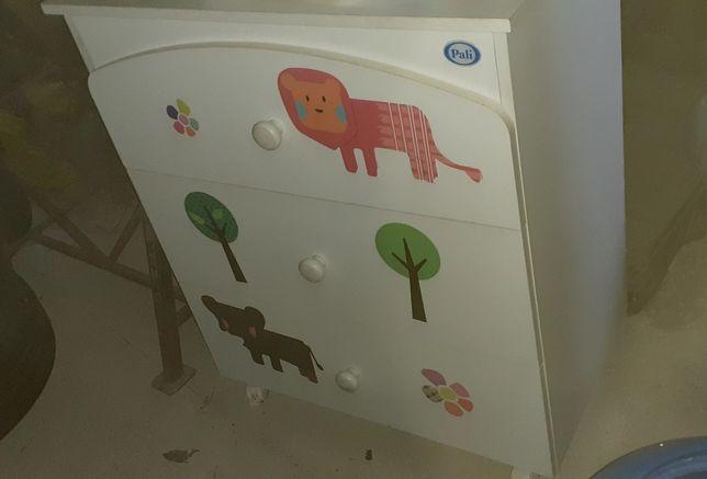 komoda dla dziecka