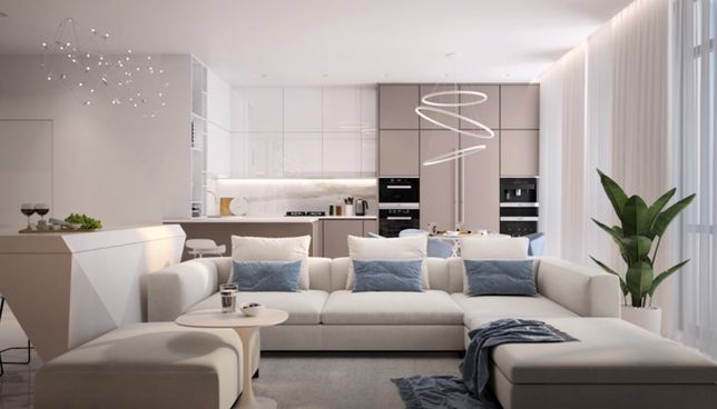 Дизайн - Проект за 14 дн., Ремонт за 1,5 месяца, Строительство домов