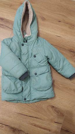 Зимова куртка на хлопчика 86-92