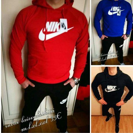 Dres zestaw meski bluza z kapturem spodnie Nike m l xl xxl  ;)