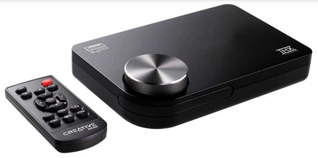 Creative Sound Blaster X-FI Surround 5.1 USB + 2x zestaw głośników 5.1