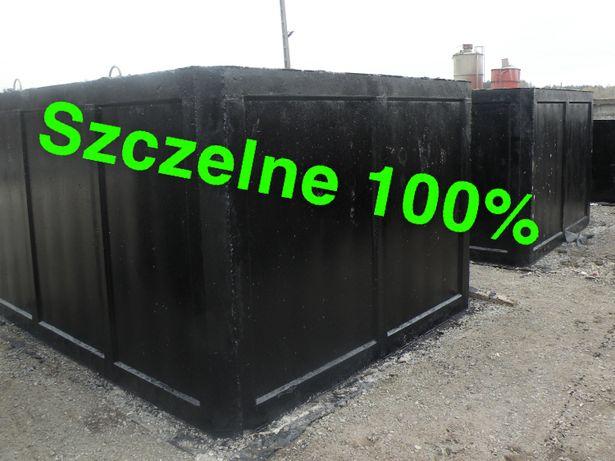 Szambo szamba betonowe zbiorniki z ATESTEM