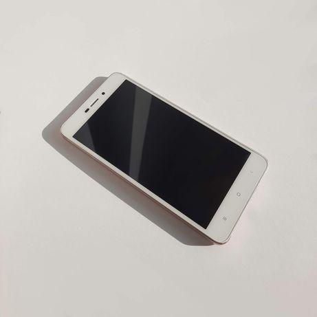 Xiaomi Redmi 4a + szkło i etui