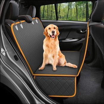 HIT !!! Mata do samochodu dla psa pokrowiec (I045)