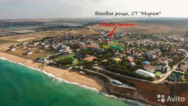 Продам недостроенный дом у моря в Орловке (Севастополь).