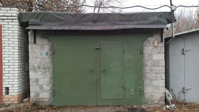 Продам капитальный гараж на Осипенковском.