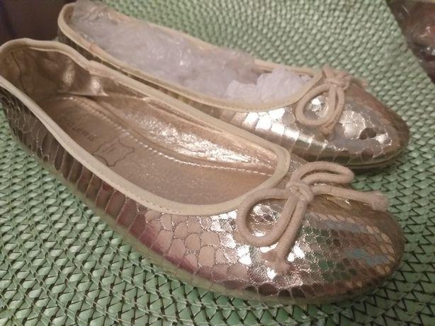 Лёгкие красивые балетки John Lewis 37 размер