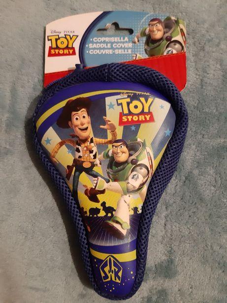 Nakładka na siedzenie rowerowe Toy Story