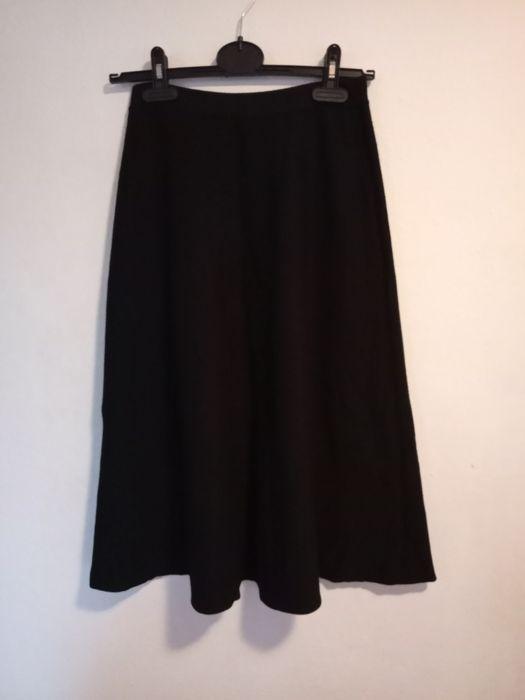 Czarna dzianinowe spódnica. Solar Jabłonna - image 1