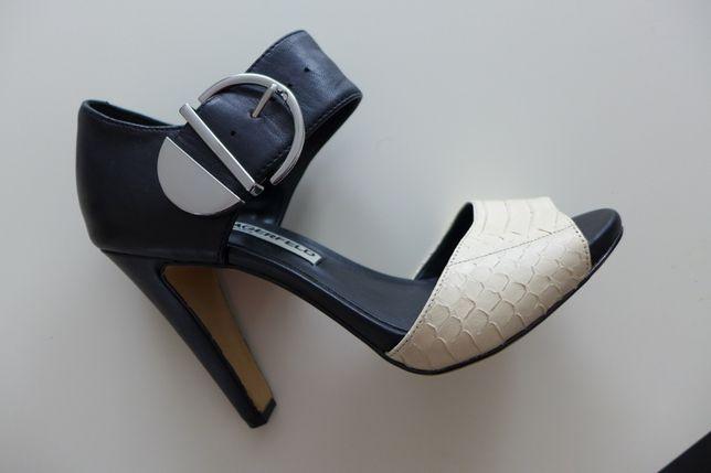 NOWE buty, szpilki rozm.35 Karl Lagerfeld