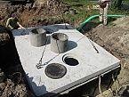 Szamba betonowe,zbiorniki na deszczówkę,zbiornik betonowy,szambo