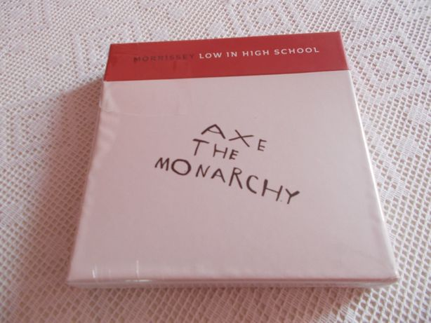 Morrissey Box set Low in High School