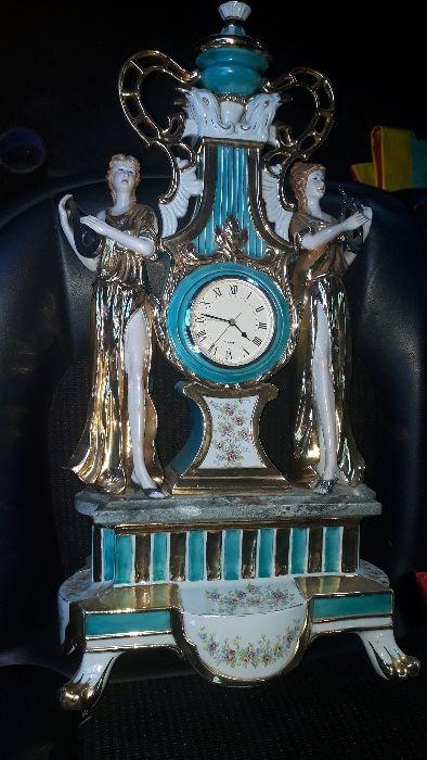 Relógio de loiça Mourão - imagem 1