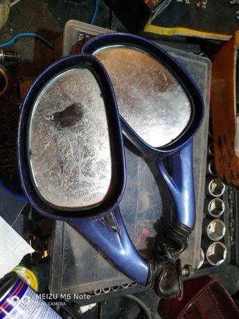 Зеркала на мотоцикл