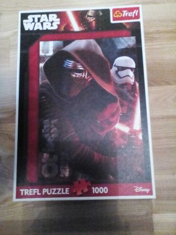 Puzzle 1000 Star Wars