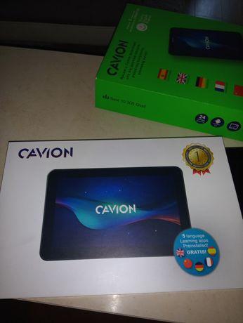 Tablet Cavion Base 10 3GR QUAD
