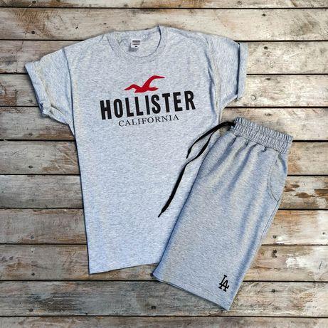 Шорты и футболка, летние мужские комплекты - 8 видов по Акции