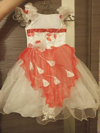 Платье бальное, выпускное, на утренник