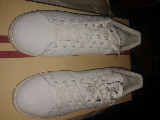 buty skórzane ADIDAS stan smith roz 13,5 długość wkładki 31,5cm