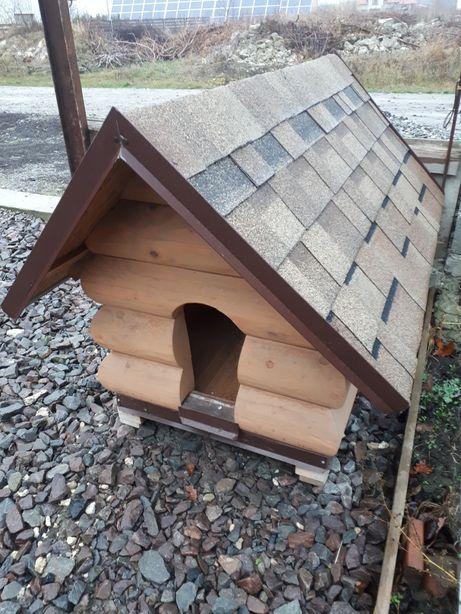Буда для собаки. Собачий будинок.