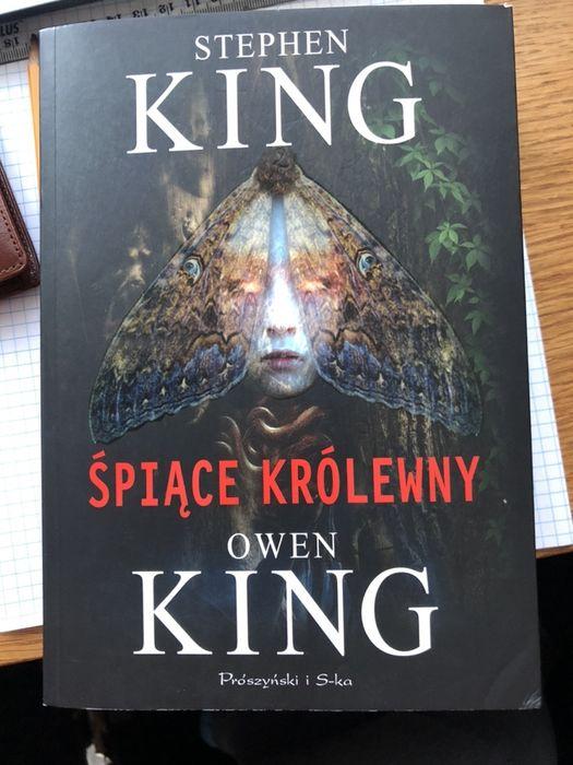 Stephen King Śpiące królewny stan idealny Luzino - image 1