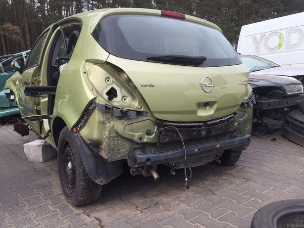 Opel Corsa D HB 5D pas tyl tylny błotnik lewy prawy Z30E