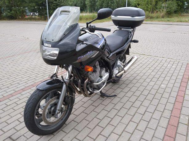 Yamaha Diversion XJ900S, po dużym serwisie . Stan bardzo dobry .