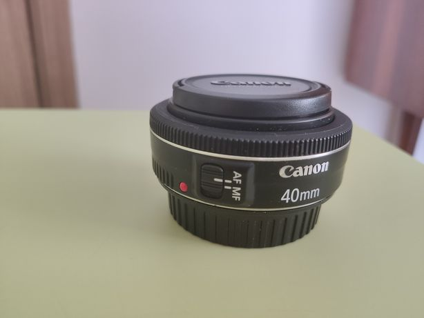Canon EF 40mm 2.8