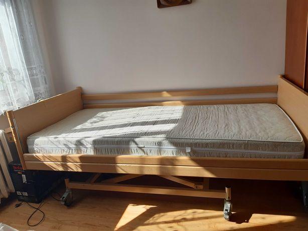 Używane elektryczne łóżko rehabilitacyjne